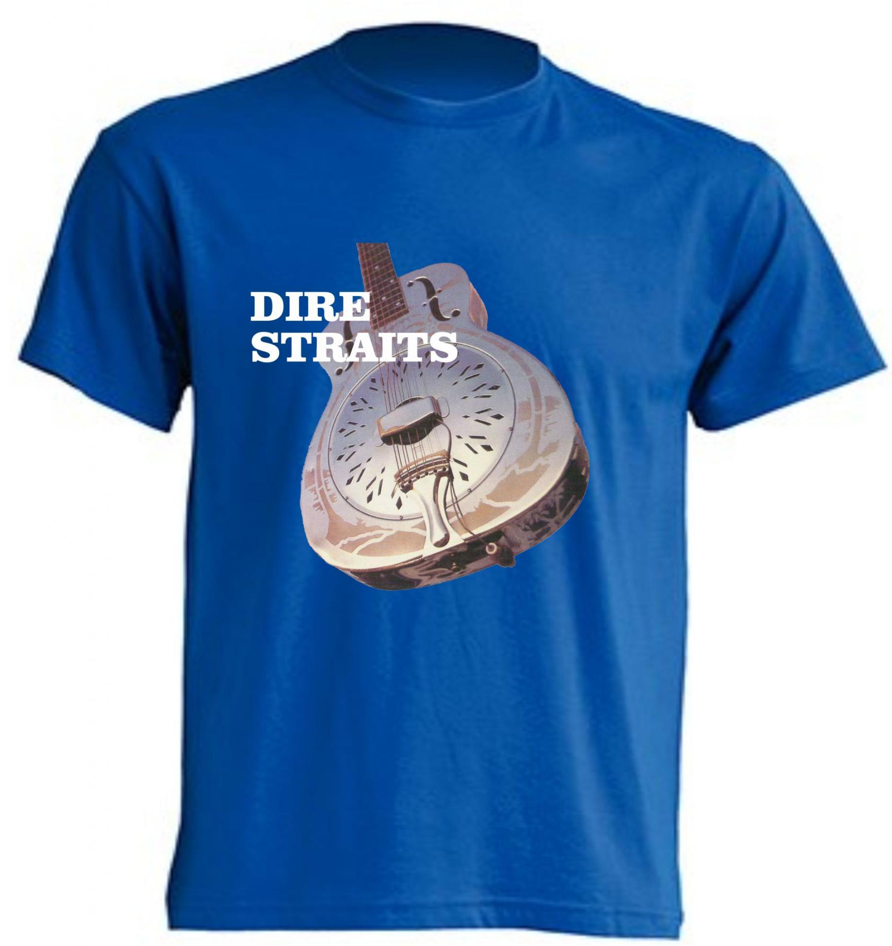 Camiseta Dire Straits