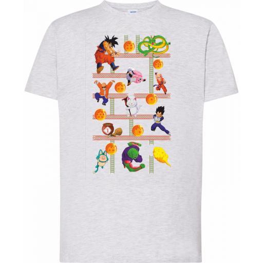 Camiseta Dragon Ball