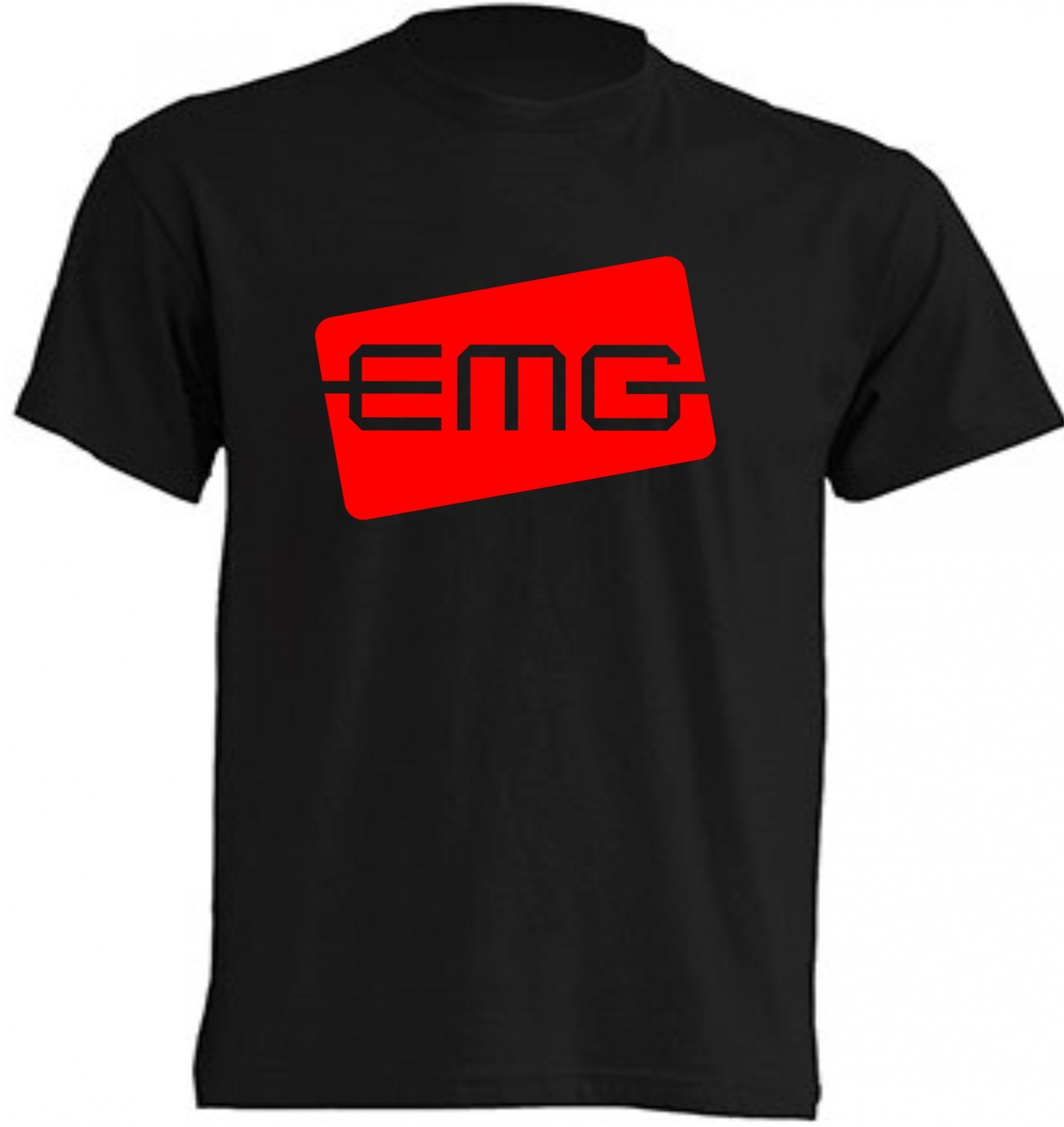 CAMISETA EMG