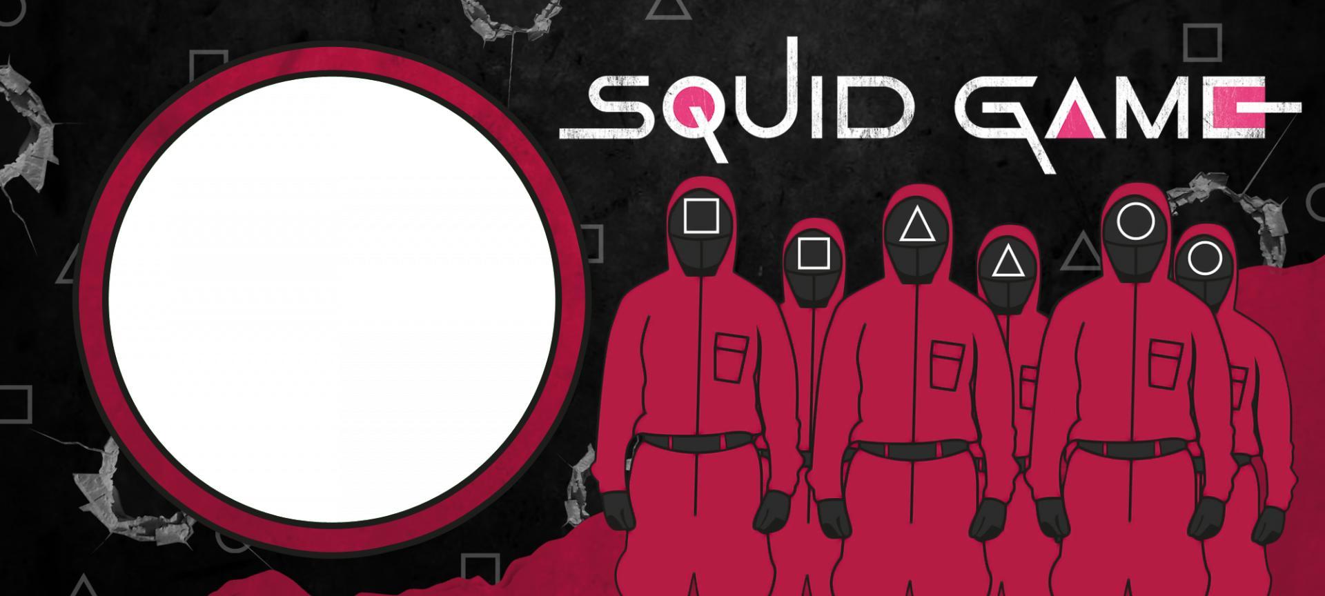 Taza Squid Game - (412) - personalizable