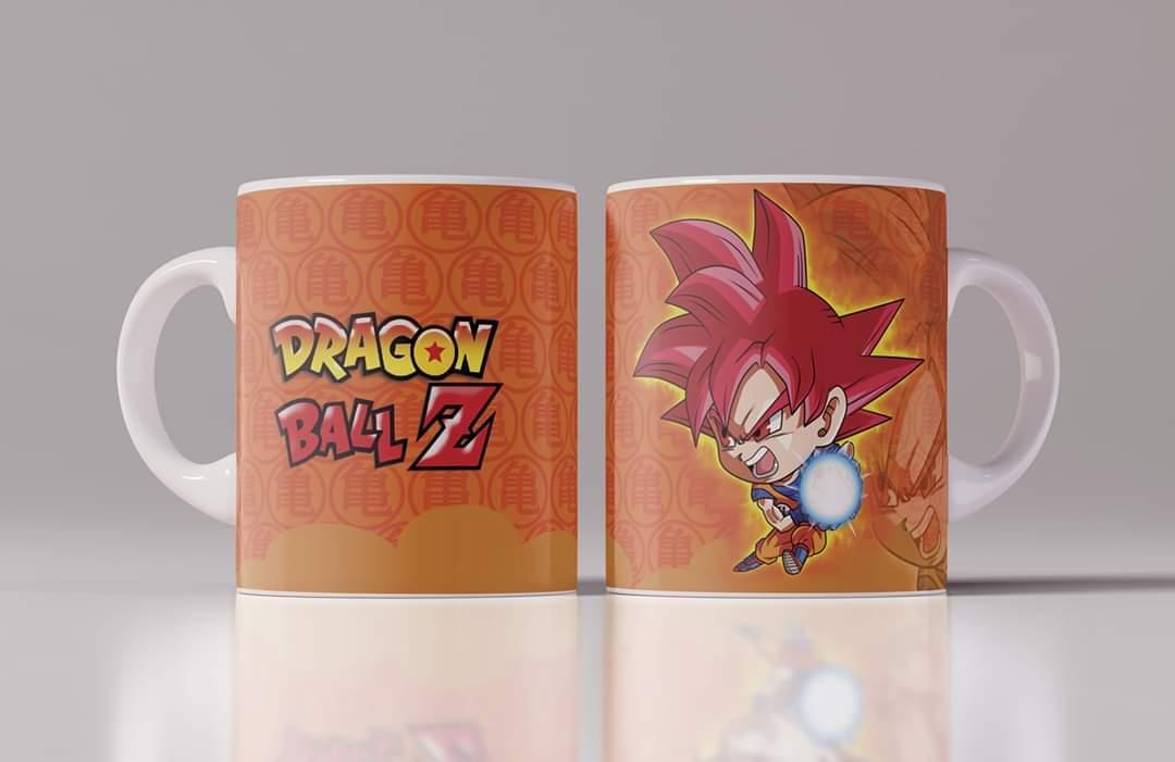 Taza Dragon Ball (111)