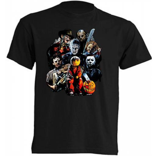Camiseta Los Malos
