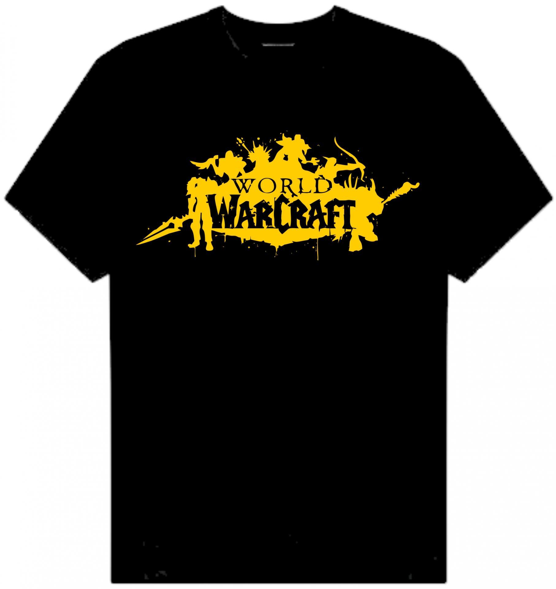 CAMISETA WORLD OF WARCRAFT