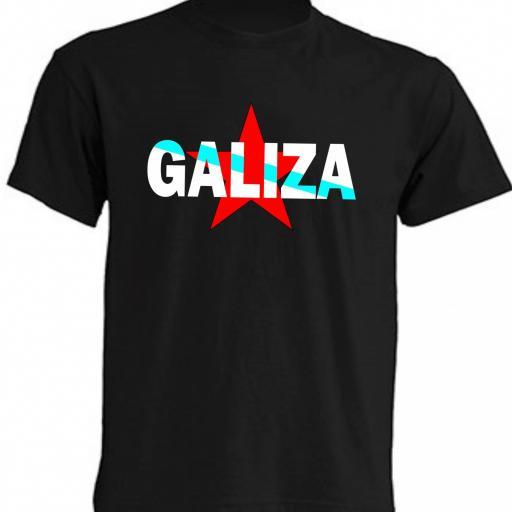 CAMISETA GALIZA