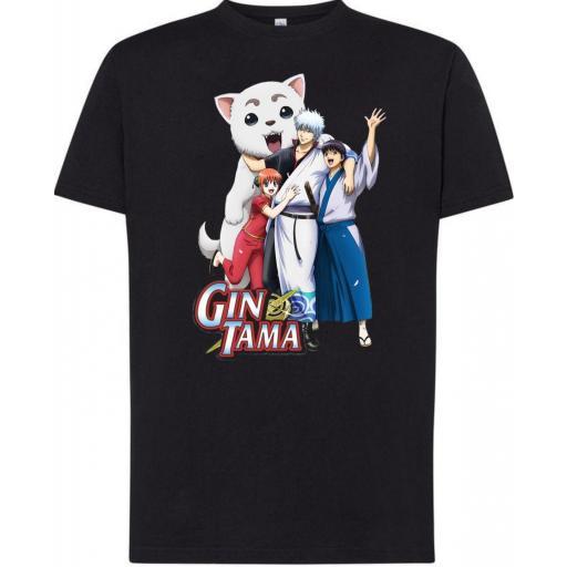 Camiseta Gintama