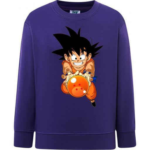 Sudadera Niño Goku Bola de Dragón - Dragon Ball [2]