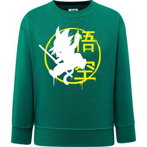 Sudadera Niño Goku  - Dragon Ball