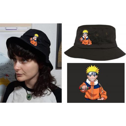 Gorro de Tela Naruto