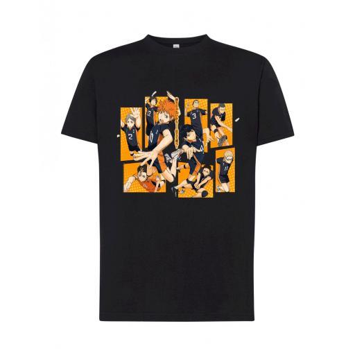 Camiseta Haikyu Haikyuu