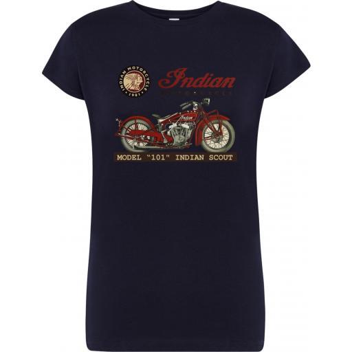 Camiseta de chica Indian