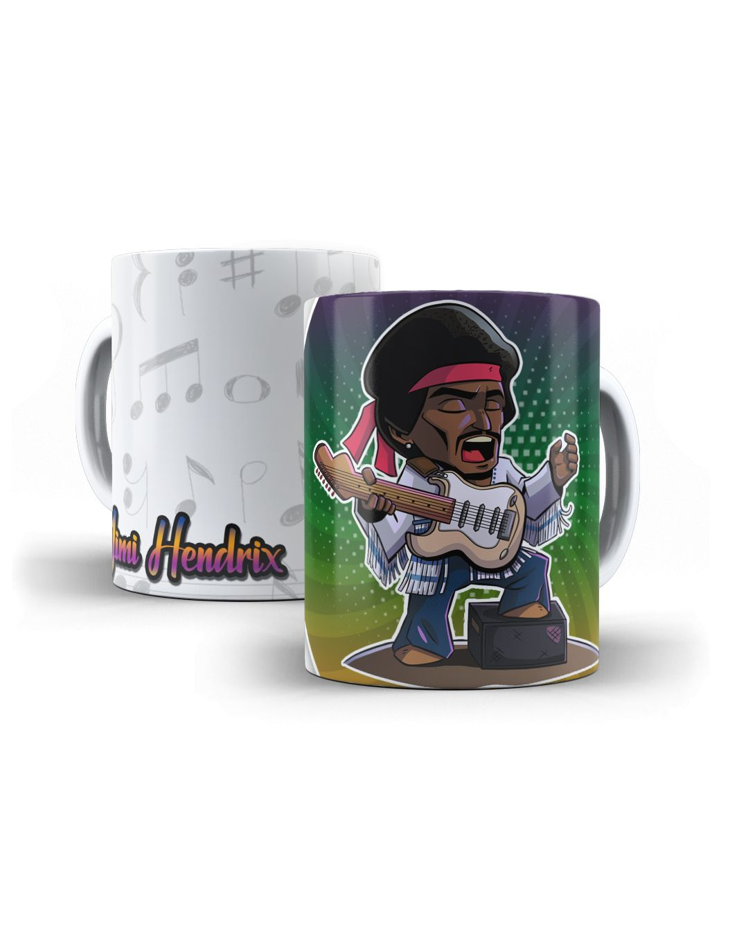 Taza Jimi Hendrix (199)