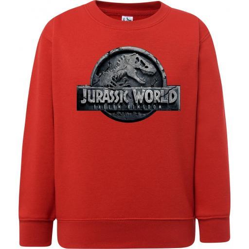 Sudadera Niño Jurassic World [2]