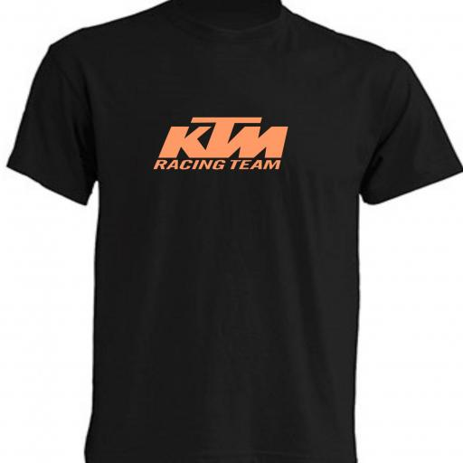 CAMISETA KTM RACING TEAM