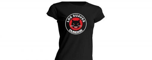 Camisetas de chica entalladas