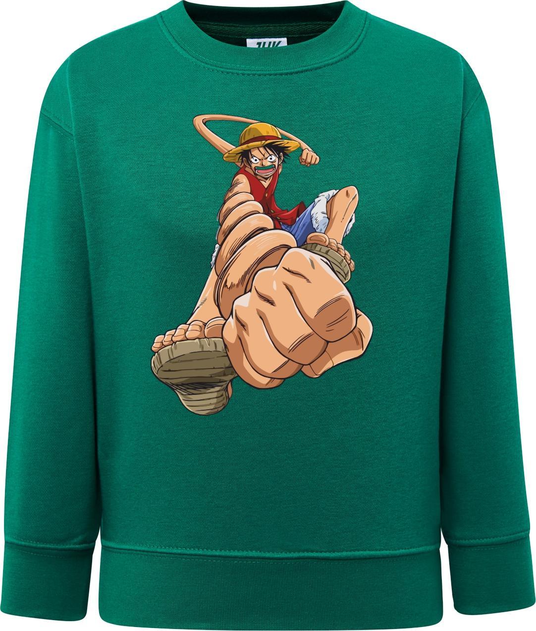 Sudadera Niño Luffy - One Piece