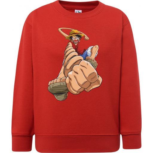 Sudadera Niño Luffy - One Piece [2]