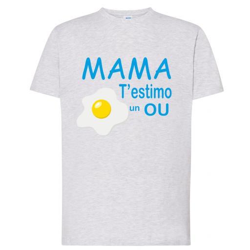 Camiseta Día de la Madre - T'estimo un Ou