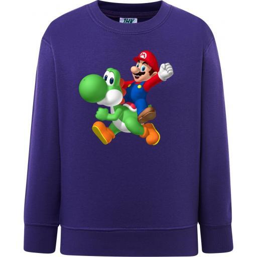 Sudadera Mario & Yoshi [1]