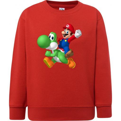 Sudadera Mario & Yoshi [2]