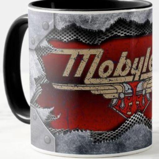 Taza Mobylette (068)