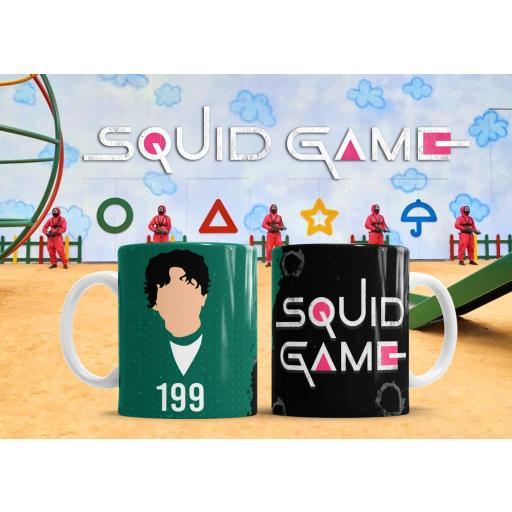 Taza Squid Game - (415)