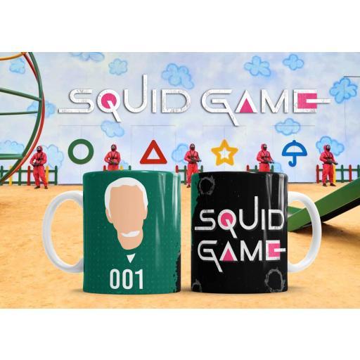 Taza Squid Game - (416)