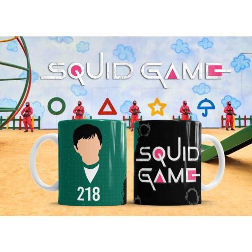 Taza Squid Game - (419) [0]