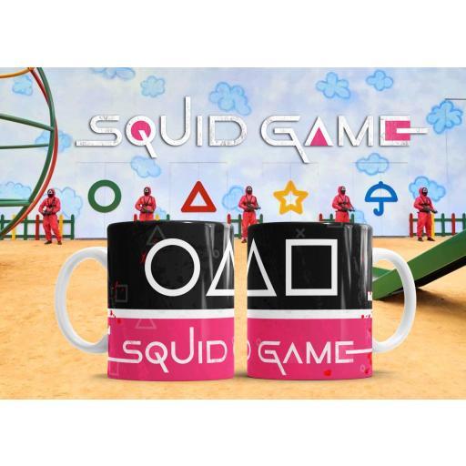 Taza Squid Game - (420)