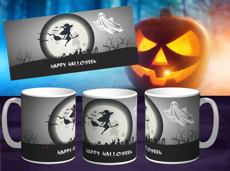 Taza Halloween (085)