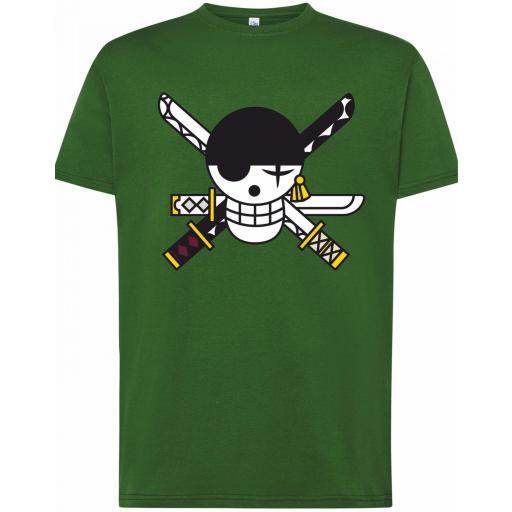 Camiseta One Piece Zoro