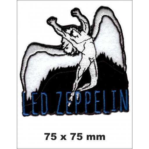 PARCHE BORDADO LED ZEPPELIN