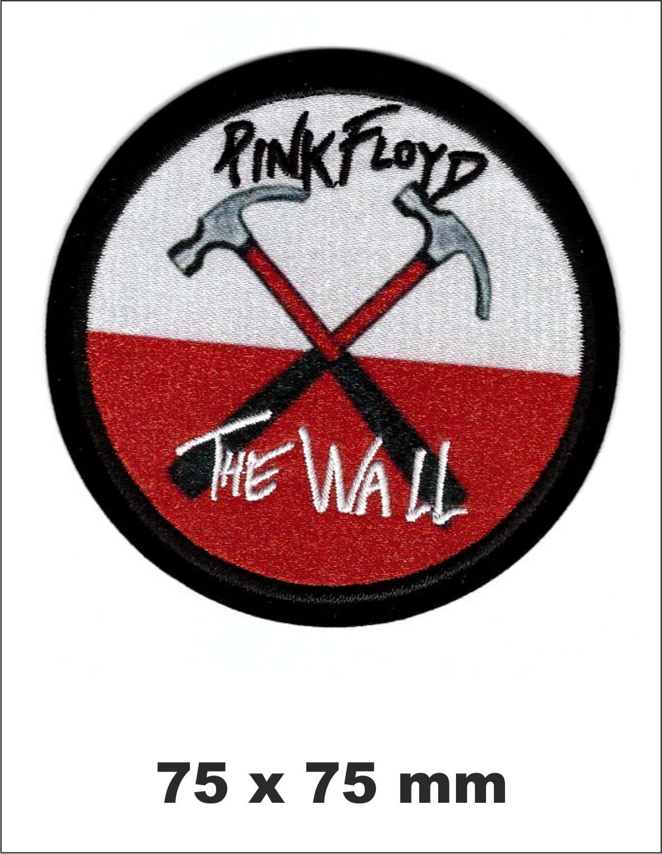 """PARCHE BORDADO PINK FLOYD """"THE WALL"""""""