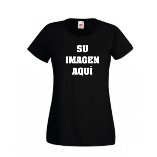 Camiseta de chica PERSONALIZADA