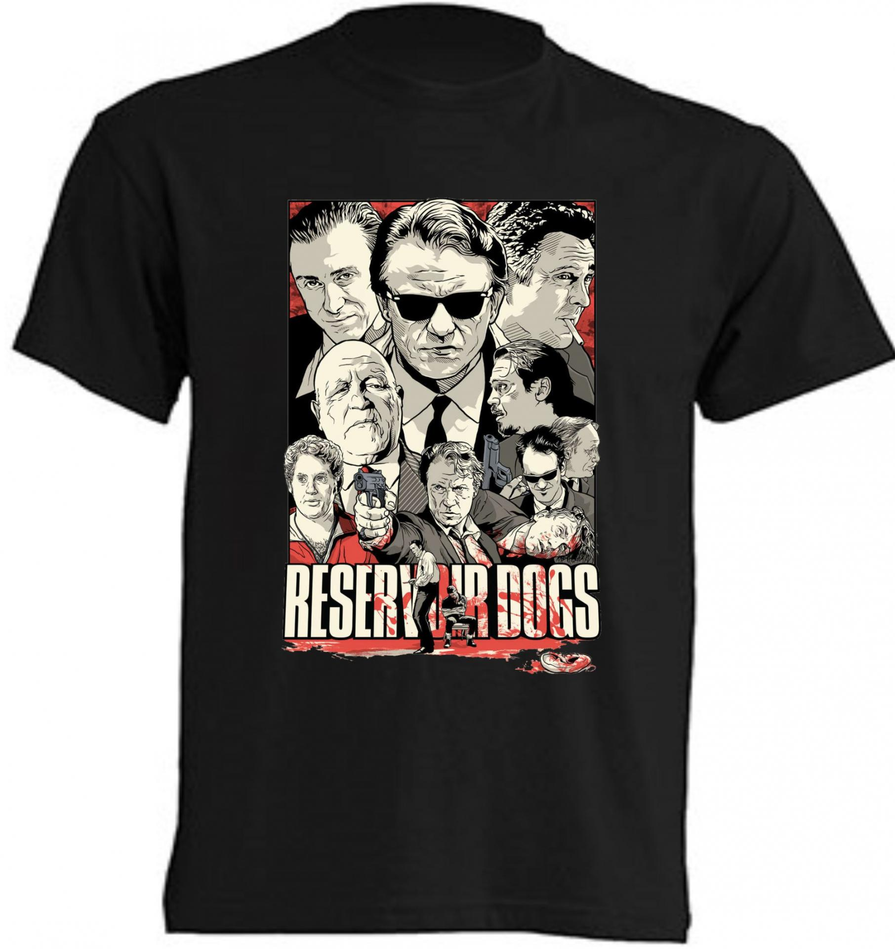 Camiseta Reservoir Dogs