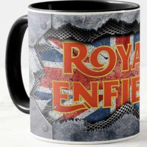 Taza Royal Enfield (075)