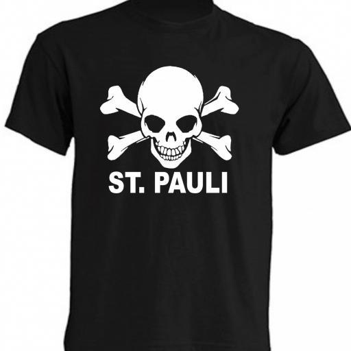 CAMISETA ST.PAULI