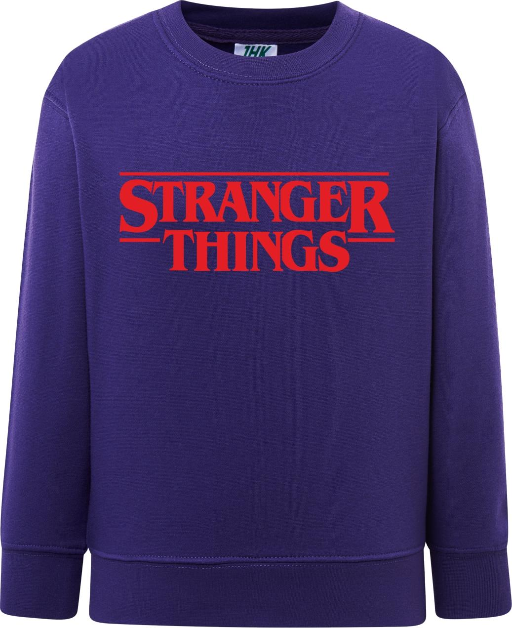 SUDADERA NIÑO STRANGER THINGS