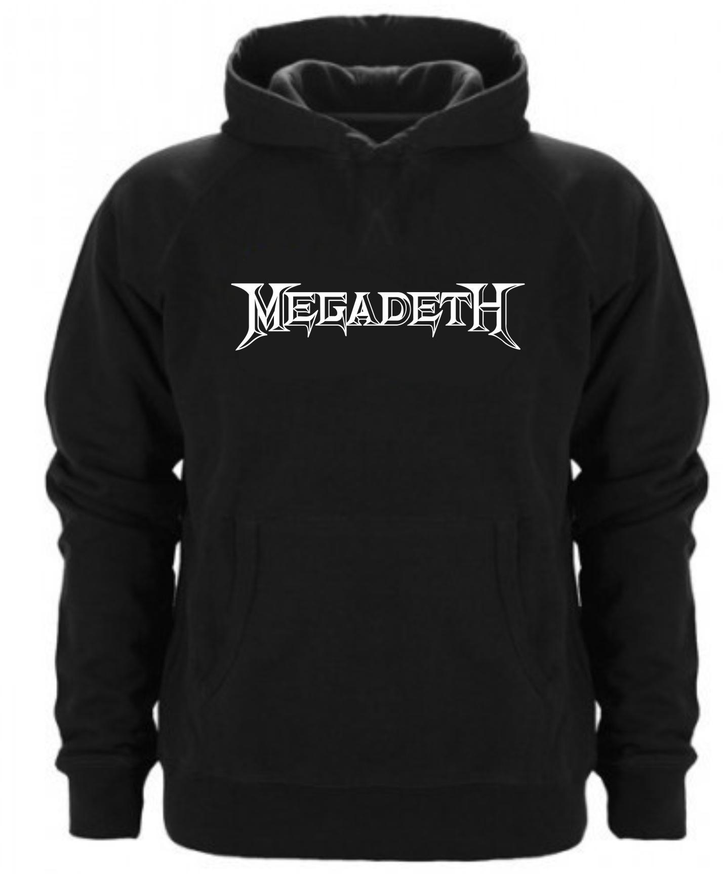 SUDADERA CAPUCHA MEGADETH