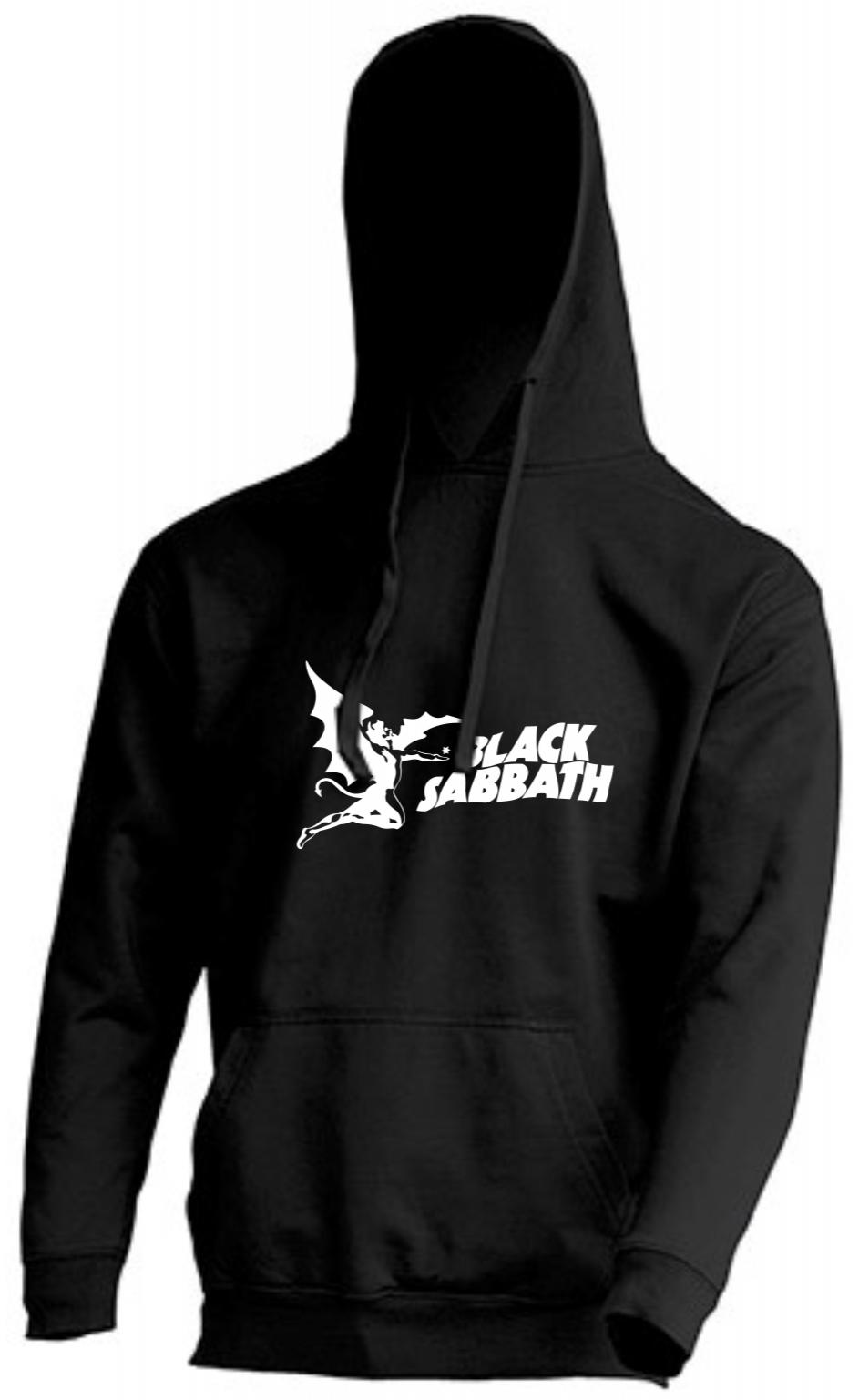 SUDADERA CAPUCHA BLACK SABBATH