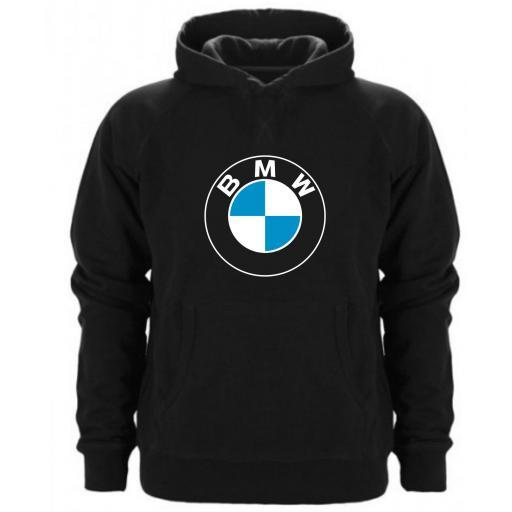 SUDADERA CAPUCHA BMW