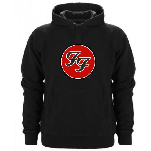 SUDADERA CAPUCHA FOO FIGHTERS
