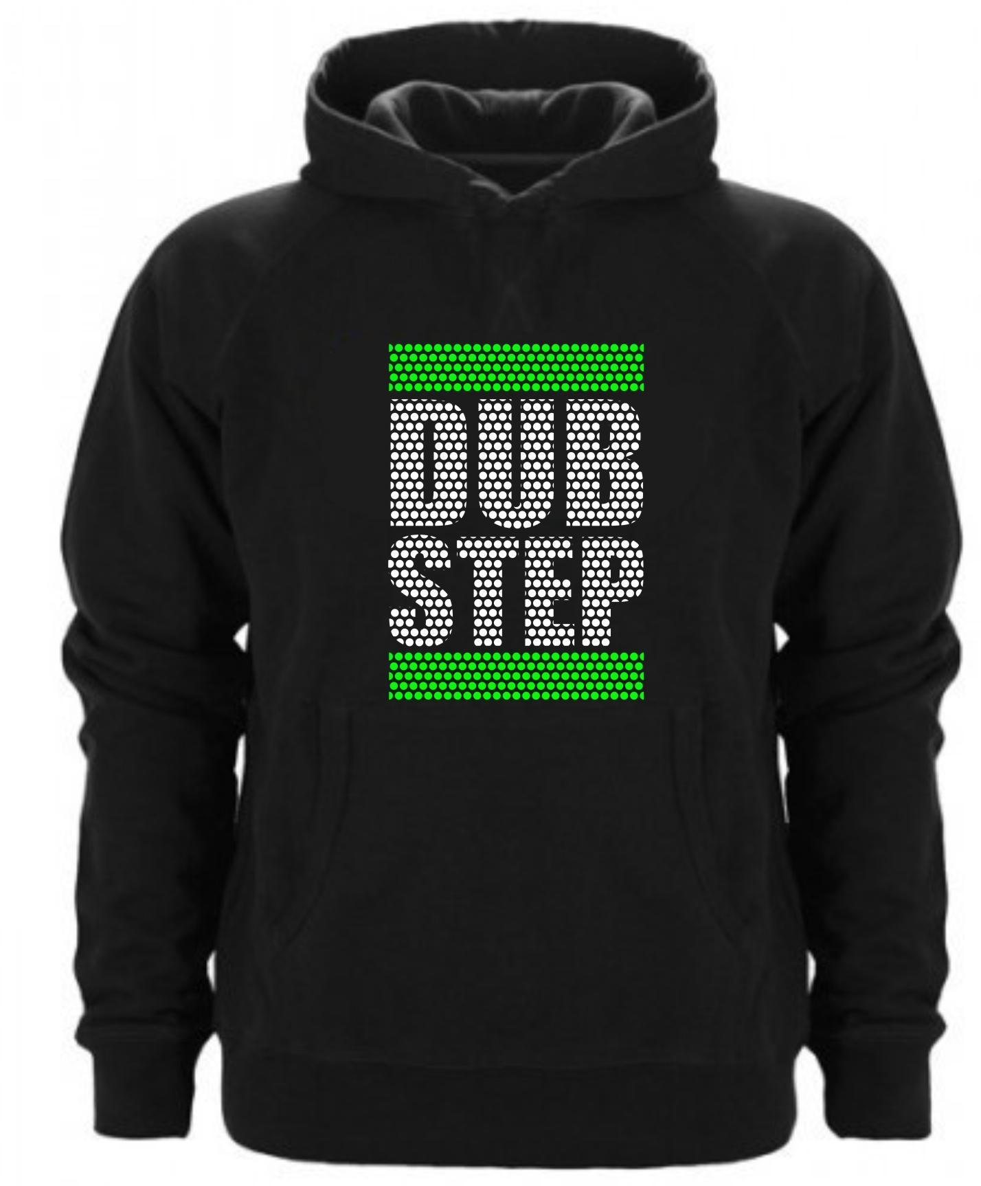 SUDADERA CAPUCHA DUB STEP