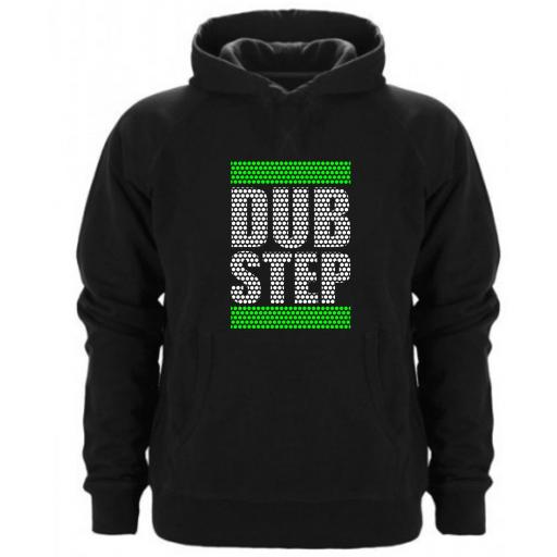 SUDADERA CAPUCHA DUB STEP [0]