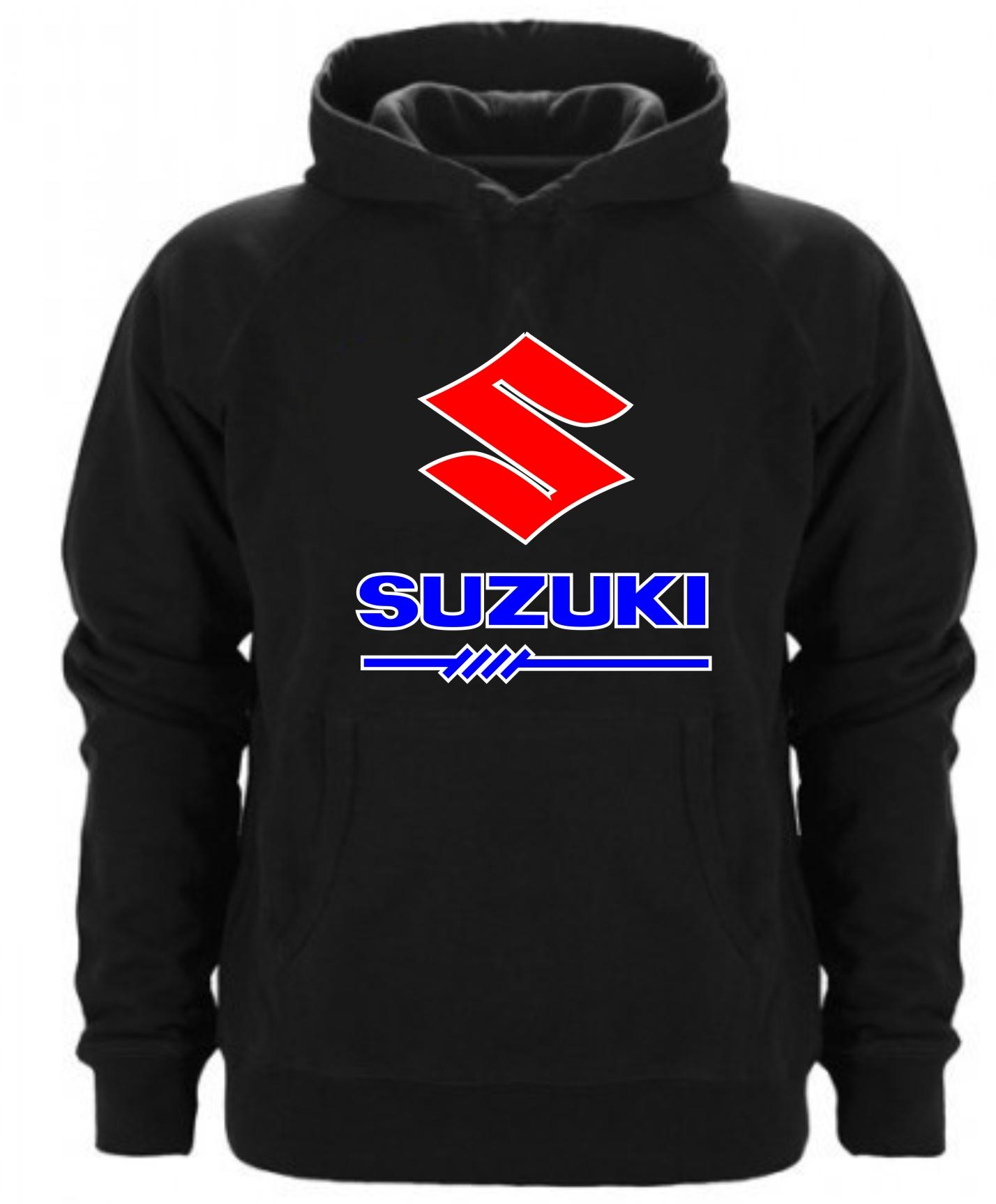 Sudadera Capucha Suzuki