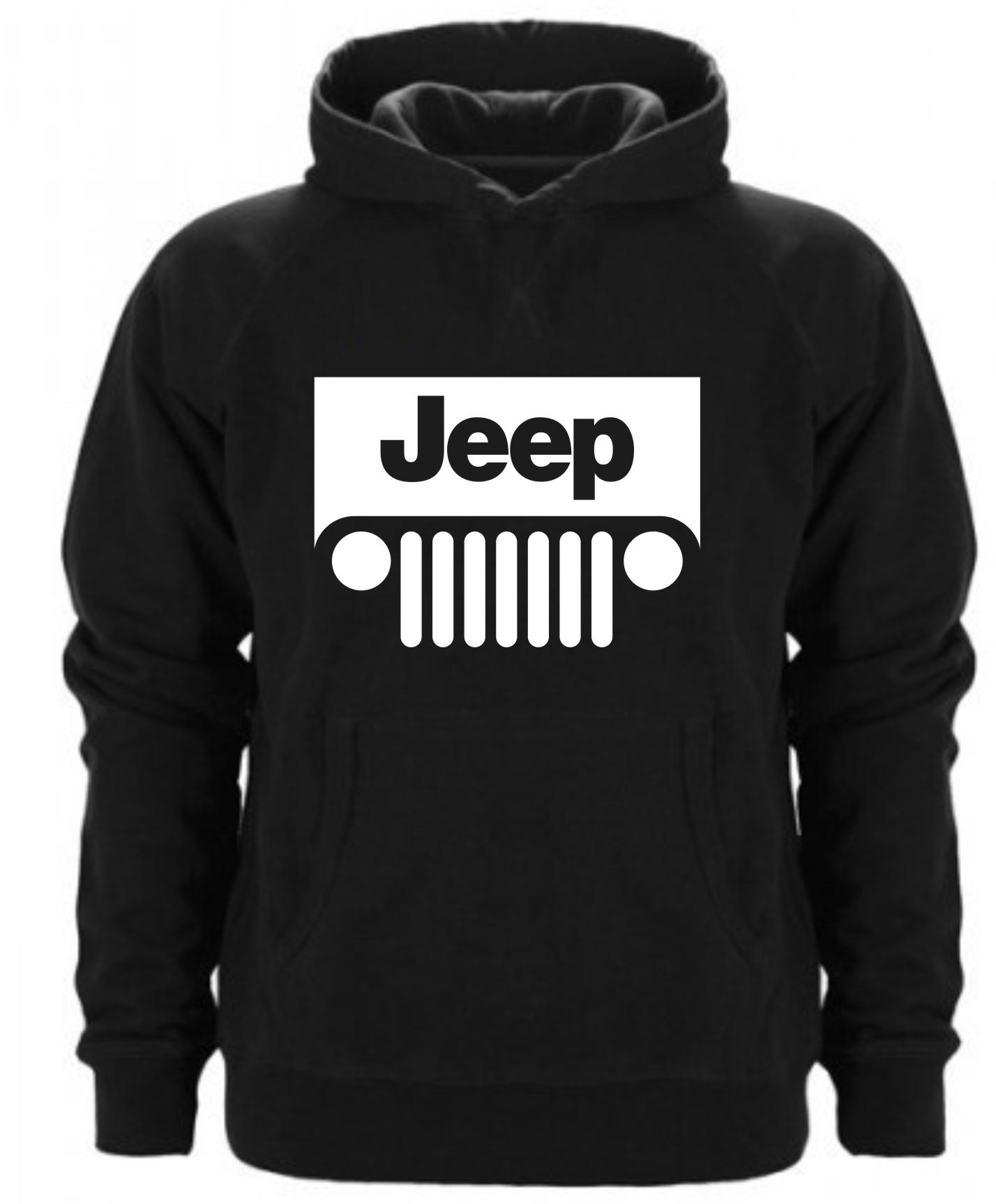 Sudadera Capucha Jeep