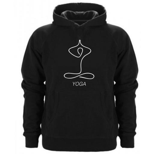 Sudadera Capucha Yoga