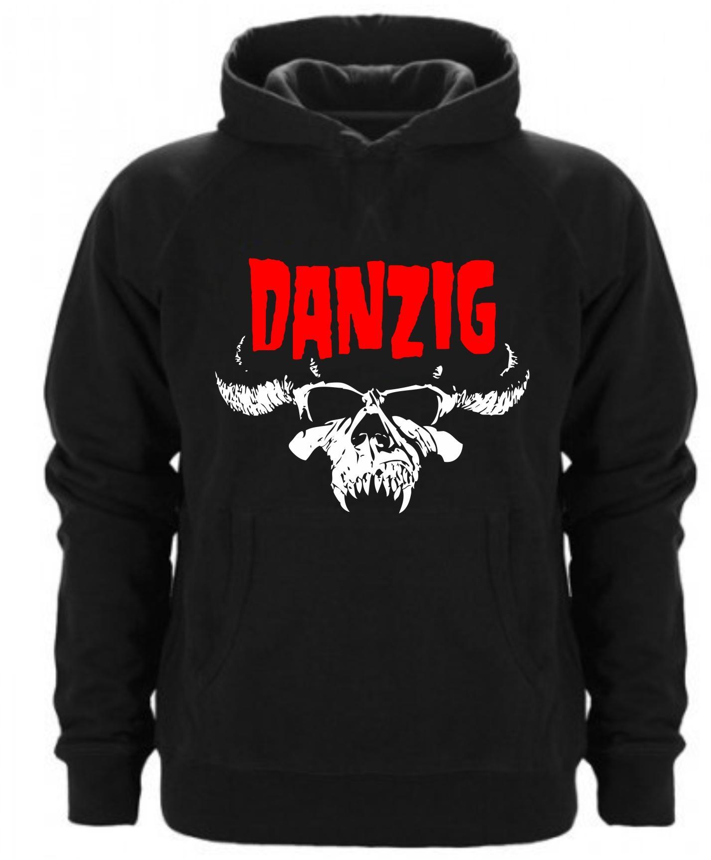 Sudadera Capucha Danzig