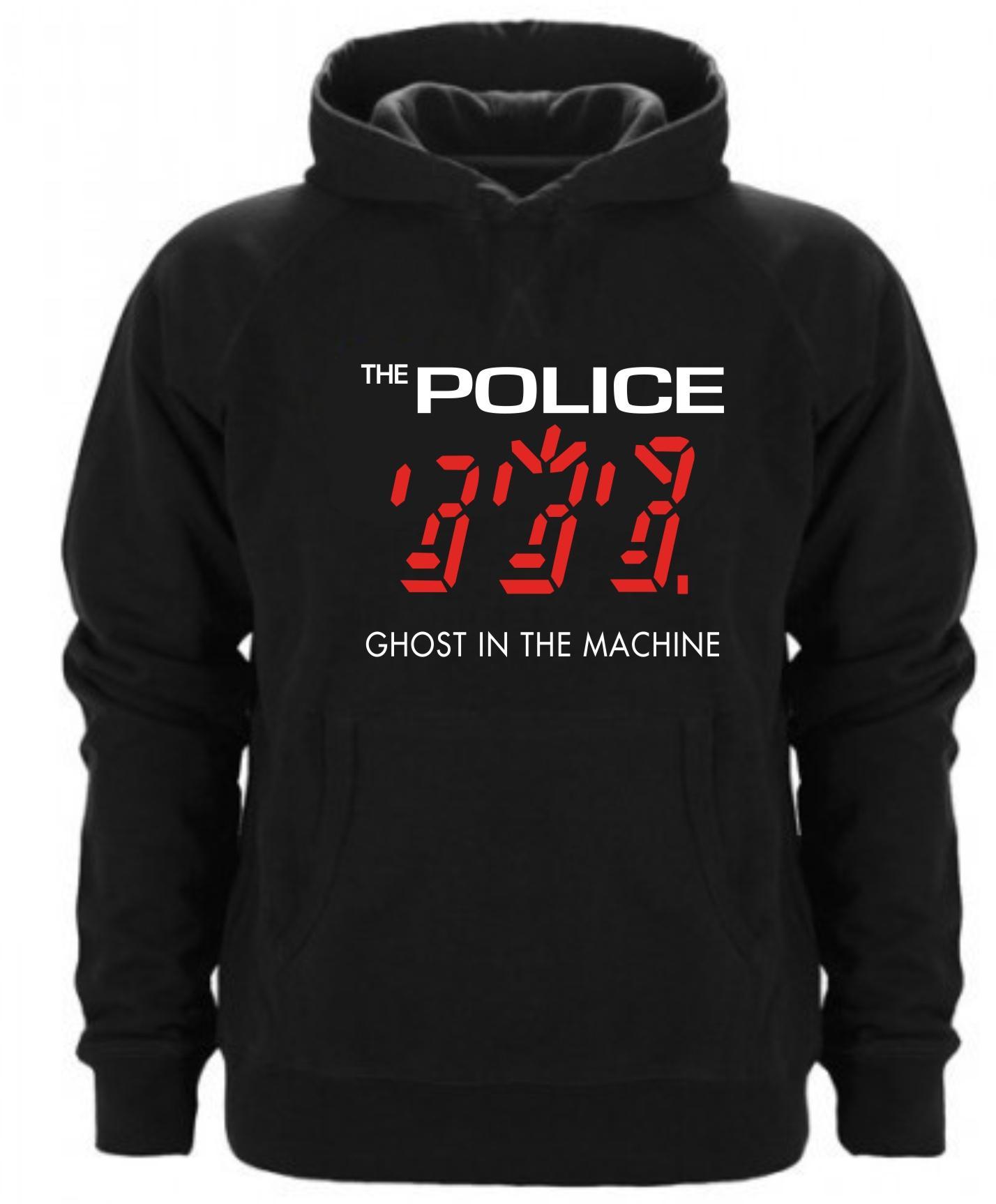 Sudadera Capucha The Police