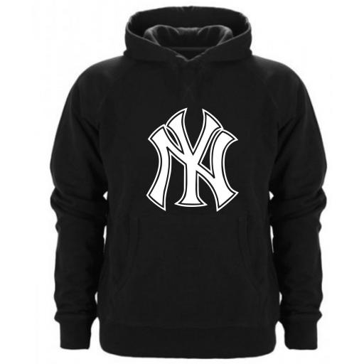 Sudadera Capucha Yankees New York