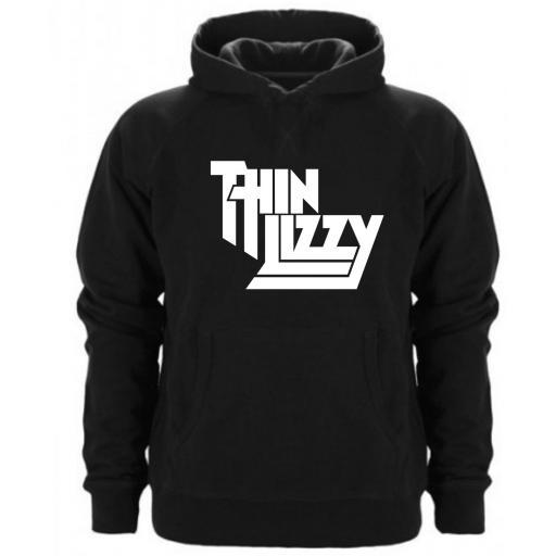 Sudadera Capucha Thin Lizzy